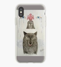 Full of Fear and Rage iPhone Case