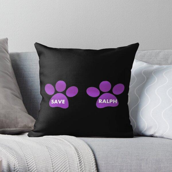 SAVE RALPH Throw Pillow