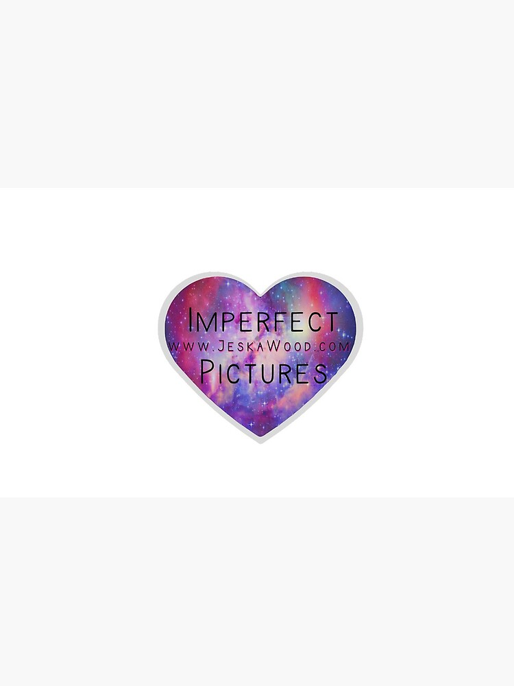 Imperfect Pictures Galaxy Heart by JeskaWood