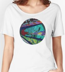 Turquoise Sun Women's Relaxed Fit T-Shirt