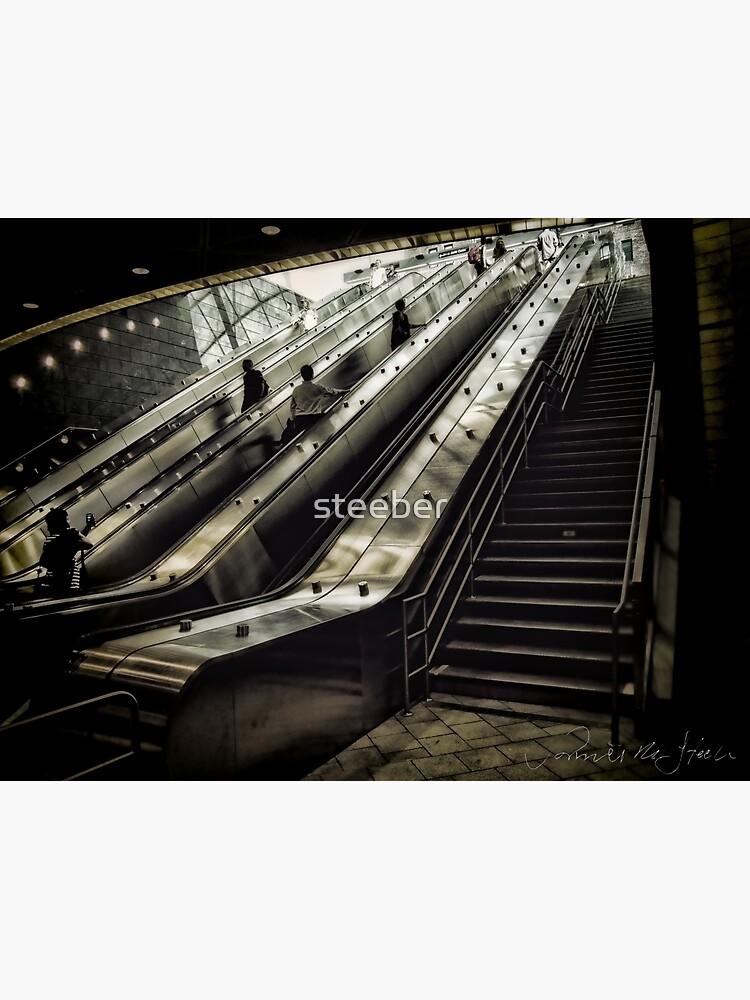Hudson Yards Subway Station by steeber