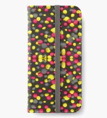 Valley Girl Dots iPhone Wallet
