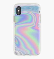 Holographic Pattern iPhone Case