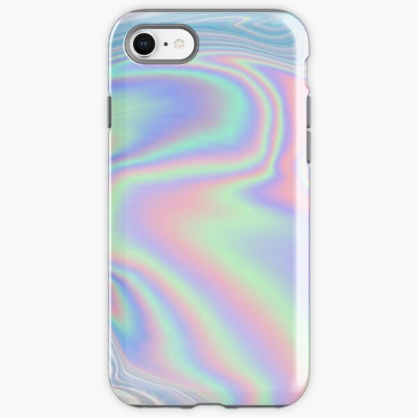 Holographic Pattern iPhone Tough Case