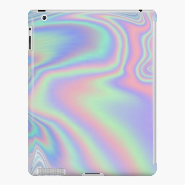 Holographic Pattern iPad Snap Case
