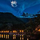 Lighting Up the Night Sky by Shari Galiardi