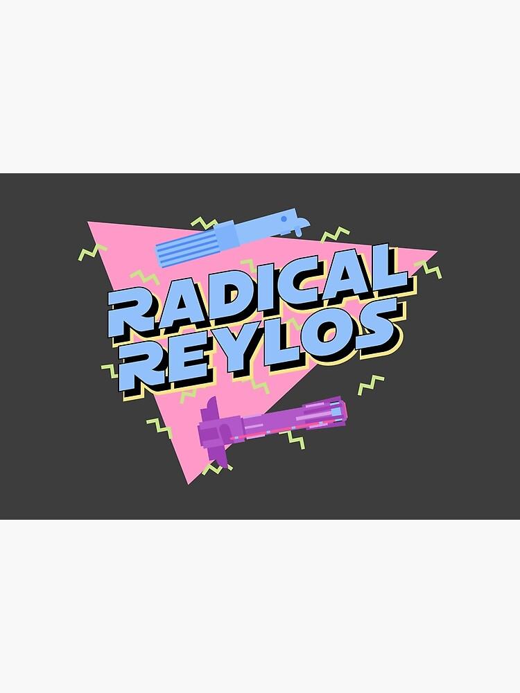 Radical Reylos by thunderquack