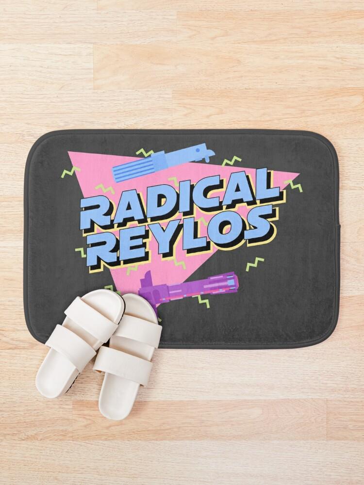 Alternate view of Radical Reylos Bath Mat