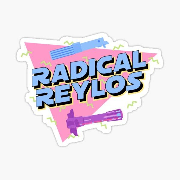 Radical Reylos Sticker