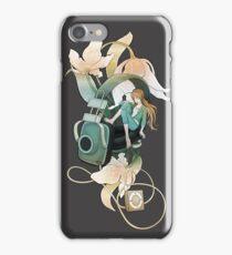 Thumbelina - grey iPhone Case/Skin