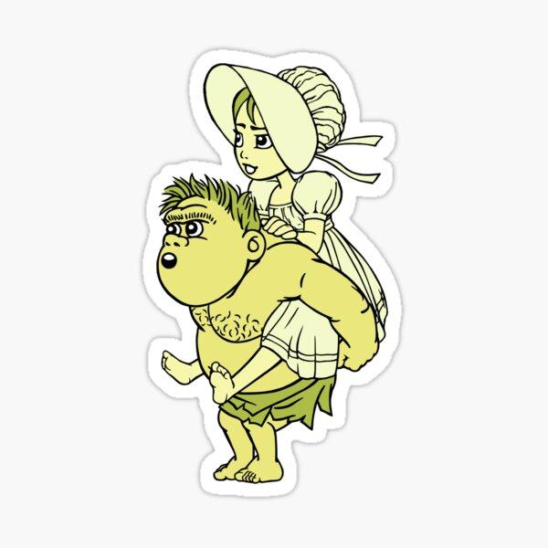 Trollback Ride Sticker