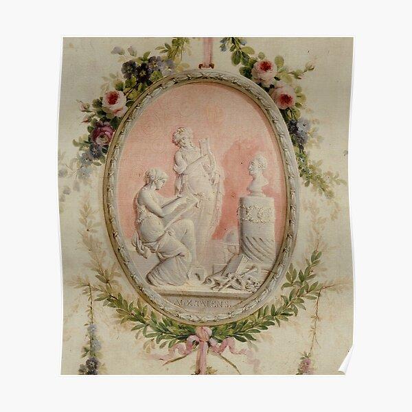 18th Century Decorative panel Poster