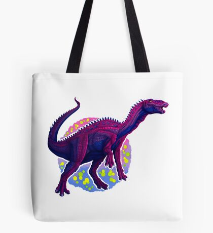Bactrosaurus (without text)  Tote Bag