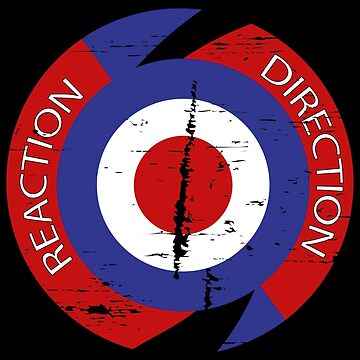 Direction Reaction Mod Target design by Auslandesign