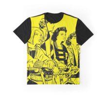 Paper Girls - Comic Graphic T-Shirt