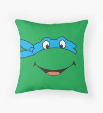 TMNT Leonardo Turtles Pillow Throw Pillow