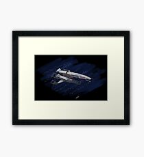 The Normandy: Painted in the Stars Framed Print