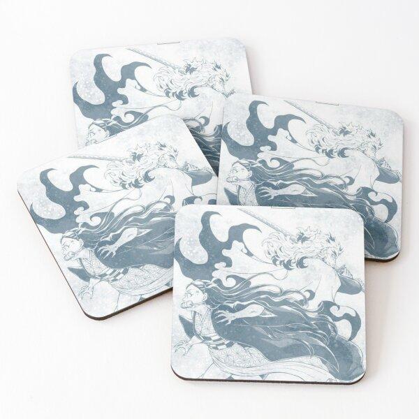jujuju Coasters (Set of 4)
