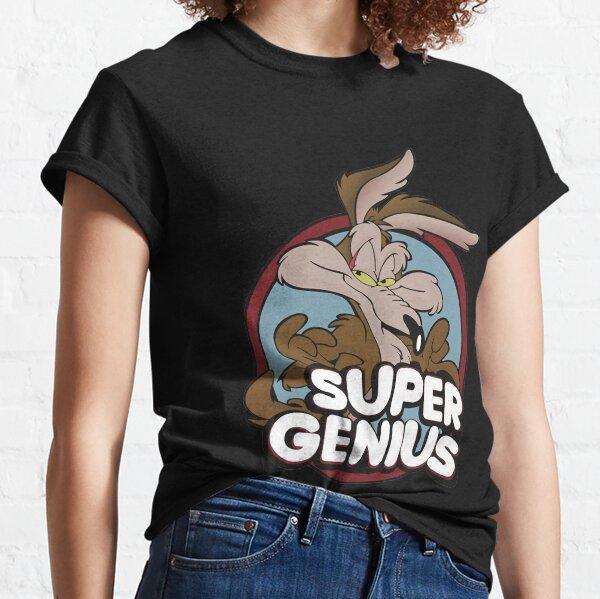 Coyote Super Genius Classic T-Shirt
