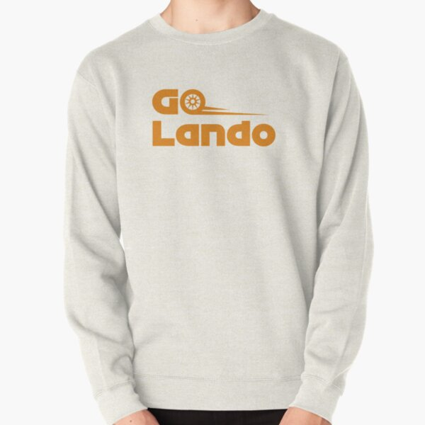 Geh Lando (Orange) Pullover