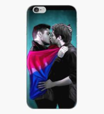 Bisexual Pride Destiel iPhone Case