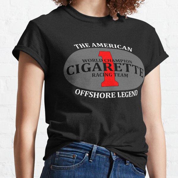 Cigarette Racing Team Power Boats Classic T-Shirt