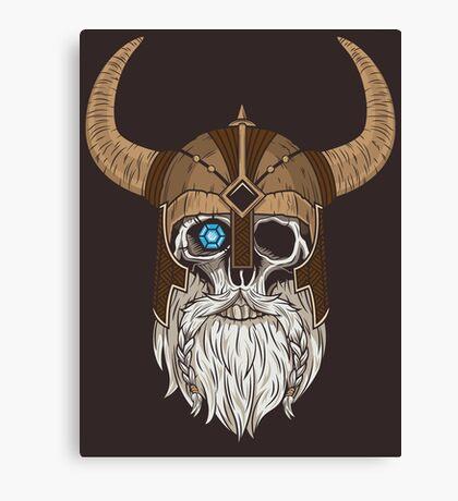 Odin Canvas Print