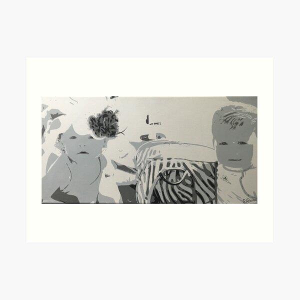 Punkins Art Print