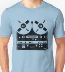 Reel To Reel #1 Unisex T-Shirt