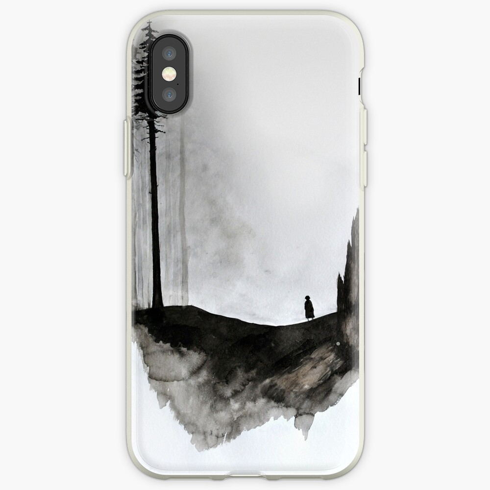 Ohne Dich. iPhone-Hülle & Cover