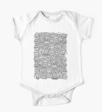 Oodles of Doodles One Piece - Short Sleeve