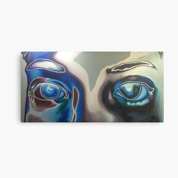 Soul Gaze Canvas Print