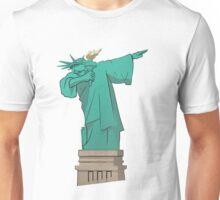 DAB New York Liberty Statue of Liberty Unisex T-Shirt