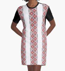 Ukraine Graphic T-Shirt Dress
