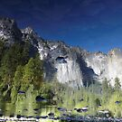 Merced River, Yosemite Valley by Jonathan Maddock