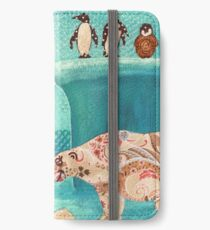 Arctic Wonderland iPhone Wallet/Case/Skin