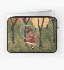 Jumping Rope Laptop Sleeve