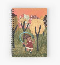 Jumping Rope Spiral Notebook