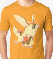 Pidgey Evolution Unisex T-Shirt