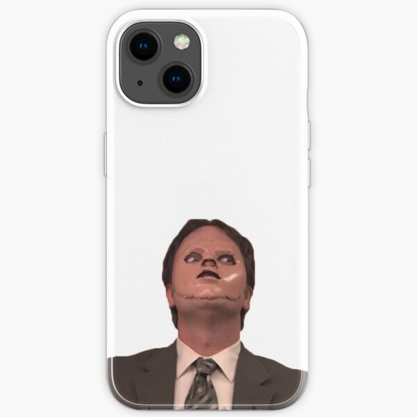 Dwight the office  iPhone Soft Case