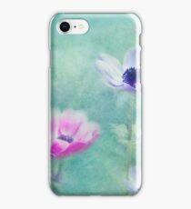 anemones iPhone Case/Skin
