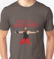 Minimalist Buzzards  Unisex T-Shirt