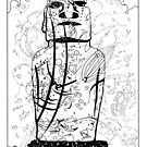 Moai#2 Ahu Tautira by JTLazenby