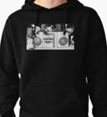 Boom Box Pullover Hoodie