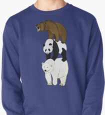 We Bare Bears Pullover