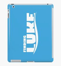 Finding Luke iPad Case/Skin