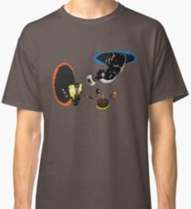 Cake & Potatoes BG 2 Classic T-Shirt