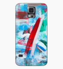 Dare To Cross The Line Case/Skin for Samsung Galaxy
