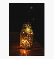 Fireworks in a Jar Photographic Print