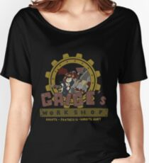 Gaige's Workshop Women's Relaxed Fit T-Shirt